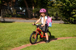 Bike To School with Frog Bikes