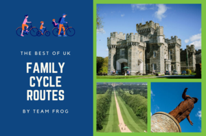 The best UK family cycle routes by team Frog
