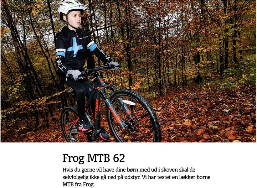 Frog MTB 69