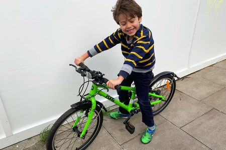 Made for Mums - Frog 52 Bike Review